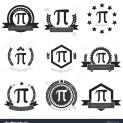 stock-vector-mathematic-pi-logo-set-335380436