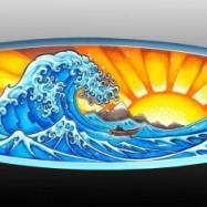 the-great-wave-of-kanagawa-drew-brophy-surfboard-art-may-2012-600x235