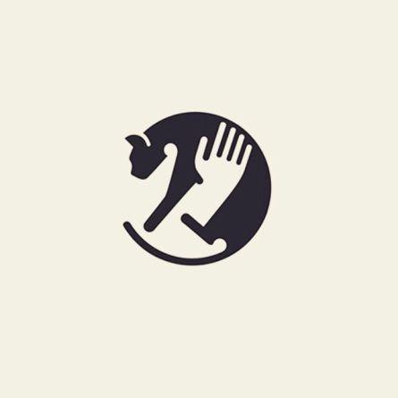 edde11f4abdb1cd40f8b018f66a8710c--clever-logo-design-dj-logo-design